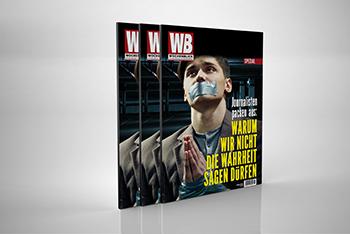 Journalisten packen aus Wochenblick-Spezialmagazin - Auflage ausverkauft