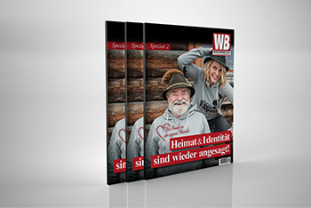 Heimat & Identität Wochenblick-Spezialmagazin