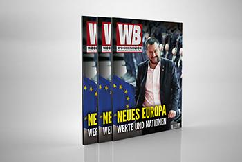 Neues Europa Wochenblick-Spezialmagazin
